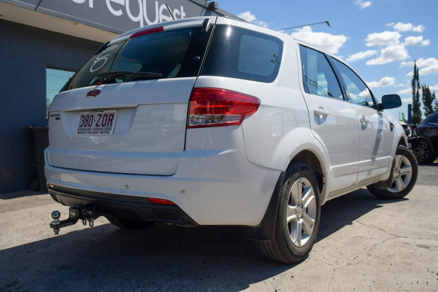 2014 Ford Territory SZ Image 3