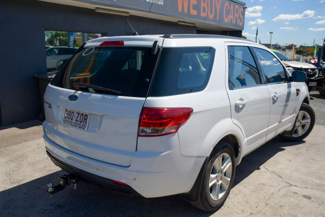 2014 Ford Territory SZ Image 4