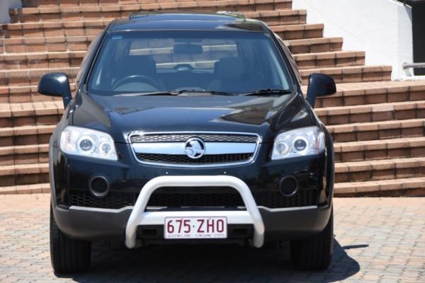 2009 MY09.5 Holden Captiva CG MY09.5 SX Suv Image 2