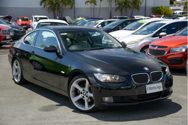 2007 MY08 BMW 3 Series E92