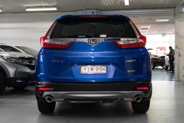 2019 Honda CR-V RW VTi-S AWD Suv Image 5
