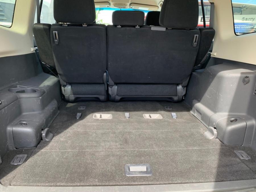 2015 MY16 Mitsubishi Pajero NX  GLX Suv