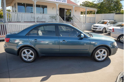 2005 Hyundai Sonata NF Elite Sedan Image 5
