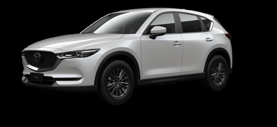 2020 Mazda CX-5 KF Series Touring Suv Image 1