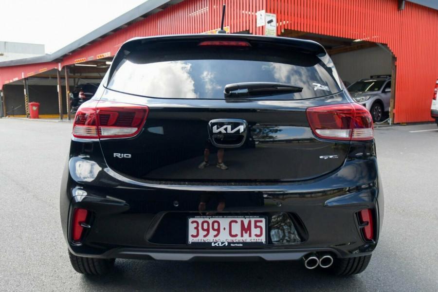 2021 Kia Rio YB GT-Line Hatchback Image 3