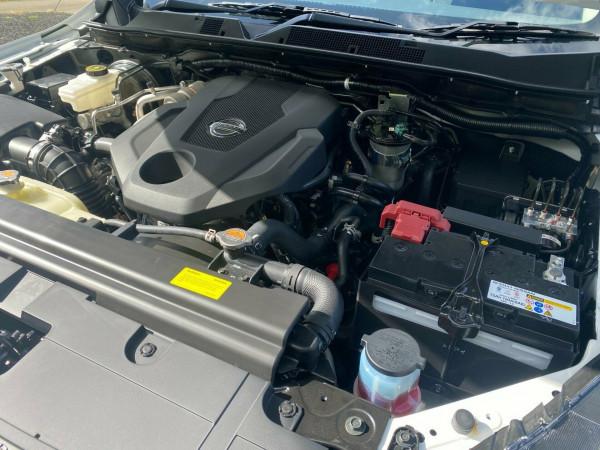 2021 Nissan Navara D23 Dual Cab SL Pick Up 4x4 Utility