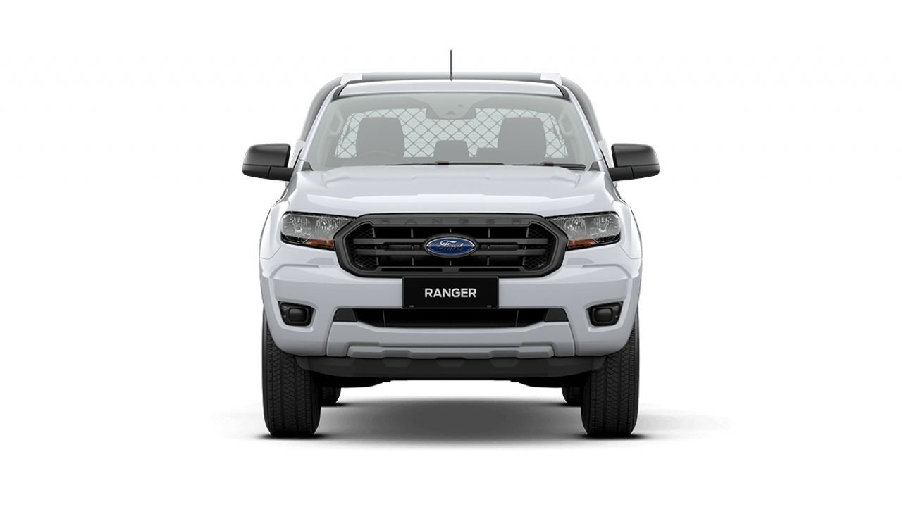 2020 MY20.75 Ford Ranger PX MkIII XL Double Cab Chassis Cab chassis Image 10