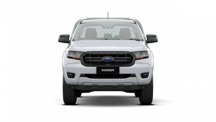 2021 MY21.25 Ford Ranger PX MkIII XL Double Cab Chassis Cab chassis Image 10