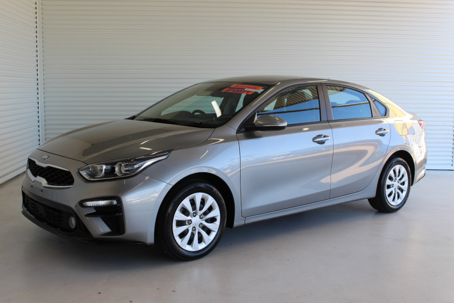 2019 Kia Cerato BD MY19 S Sedan
