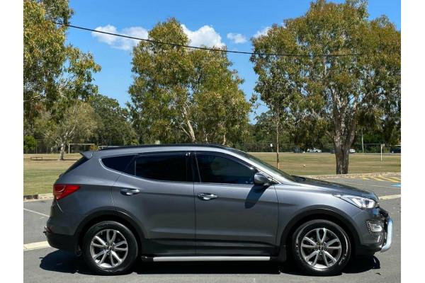 2013 Hyundai Santa Fe DM MY13 Elite Suv Image 2