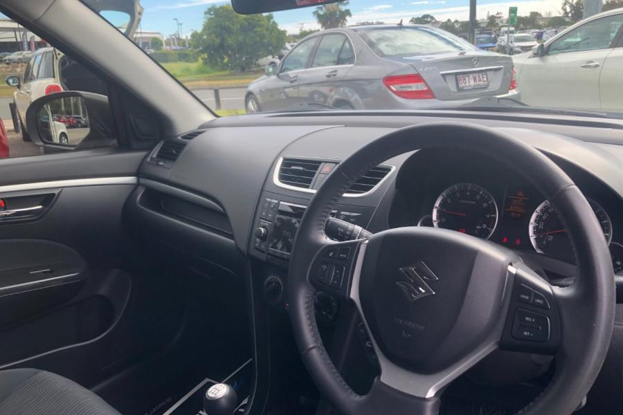 2013 Suzuki Swift FZ GL Hatchback Image 15