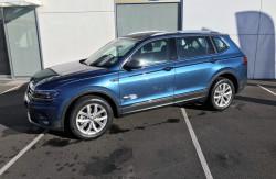 2018 Volkswagen Tiguan 5N Allspace Comfortline 4 motion wagon Image 3