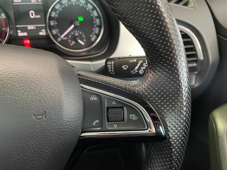 2017 Skoda Fabia NJ  81TSI Hatchback