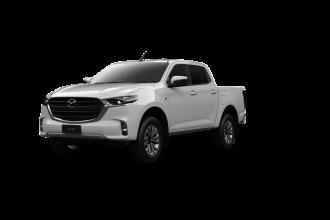 2021 Mazda BT-50 TF XT 4x2 Dual Cab Pickup Utility crew cab Image 2