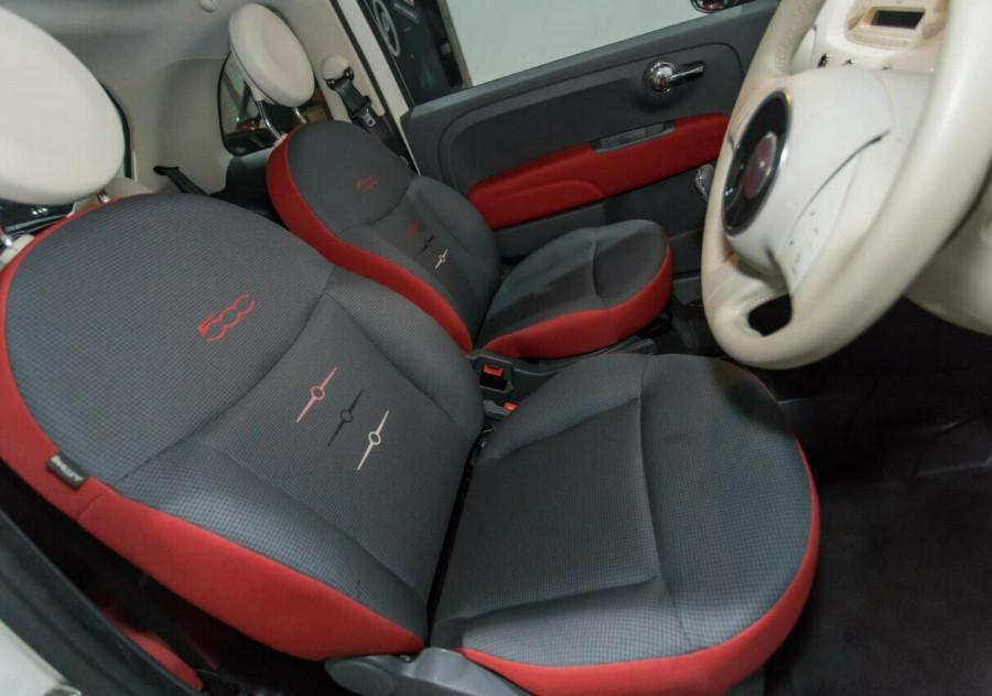 2014 Fiat 500 Series 1 Pop Dualogic Hatchback