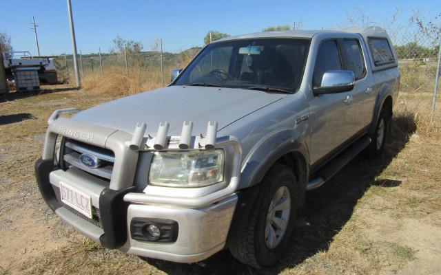 2008 Ford Ranger PJ XLT Utility Image 2