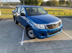Toyota HiLux SR GGN15R MY14