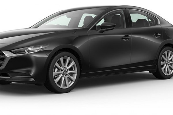 Mazda 3 G25 GT Sedan BP