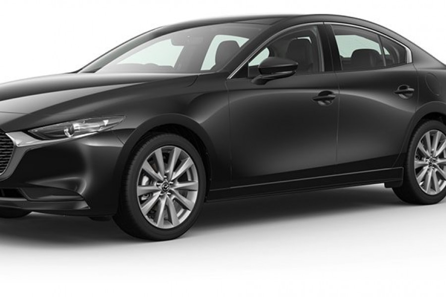 2021 Mazda 3 G25 GT Sedan