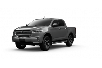 2020 MY21 Mazda BT-50 TF GT 4x4 Pickup Cab chassis Image 2
