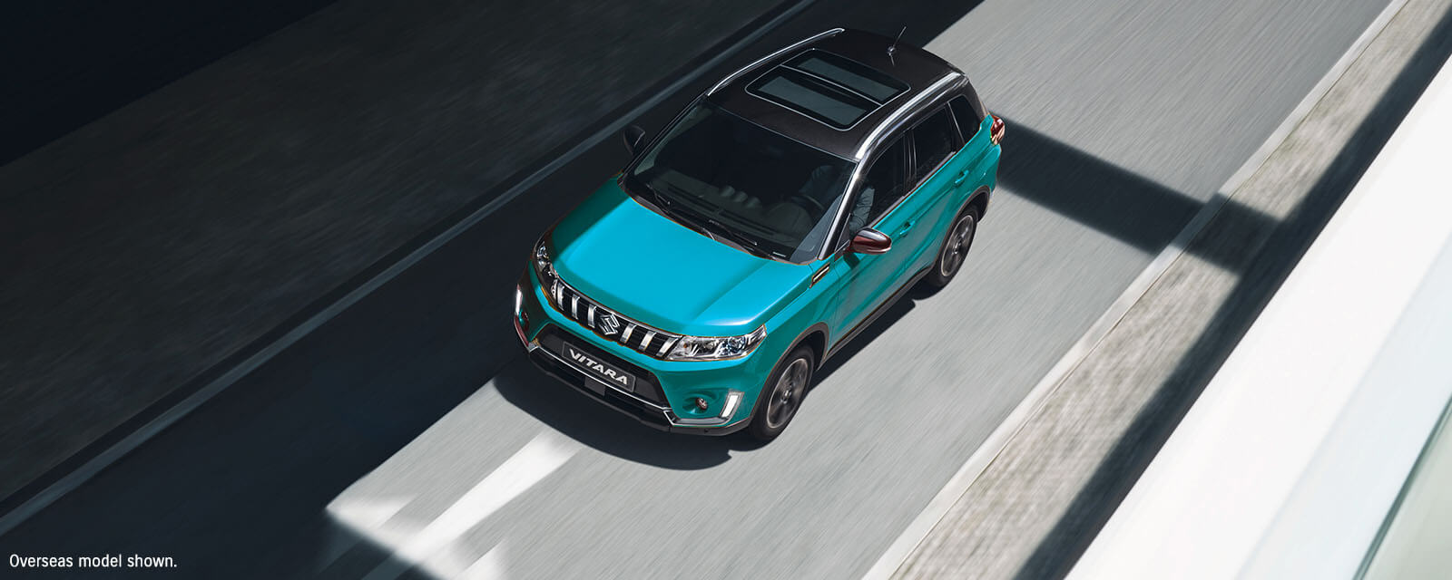 Vitara Freedom of Adventure