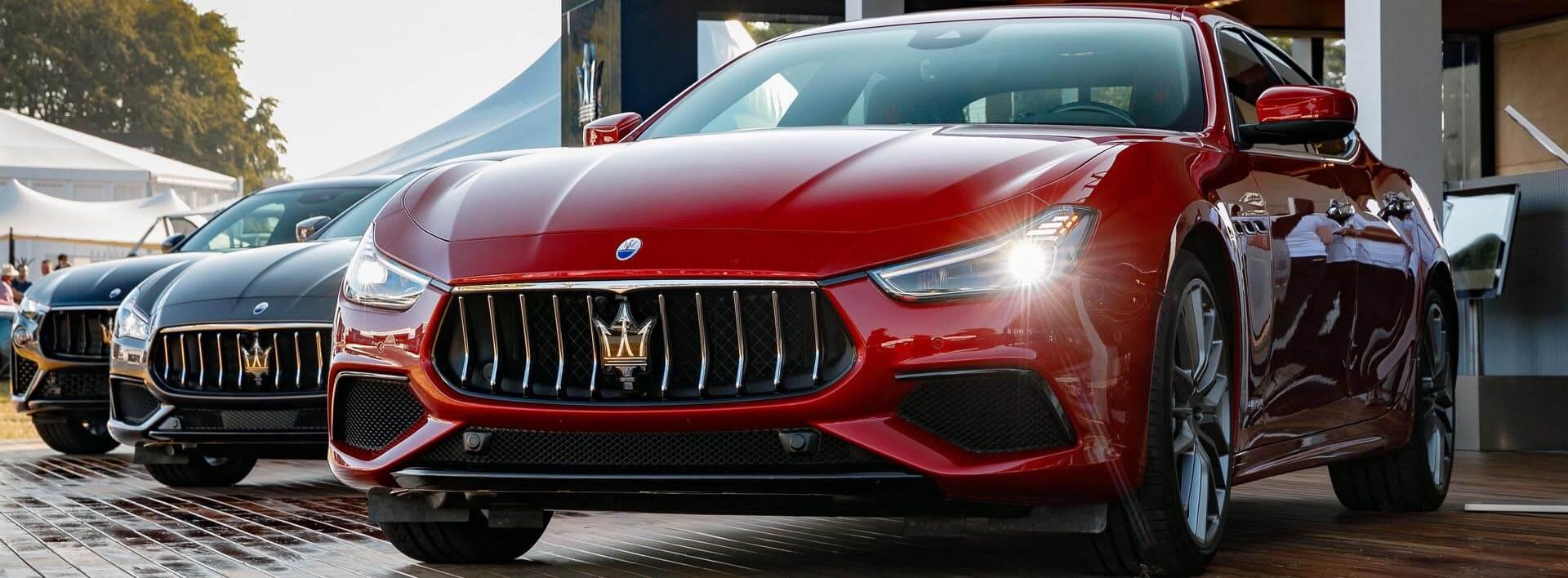 Maserati Gold Coast