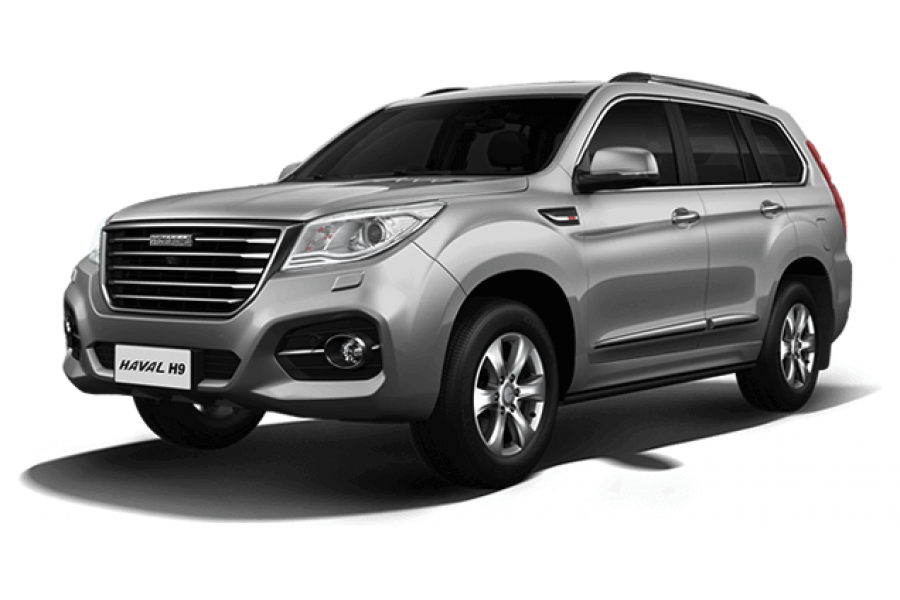 2021 MY19 Haval H9 LUX Suv