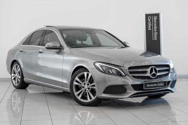Mercedes-Benz C-class C200 d W205