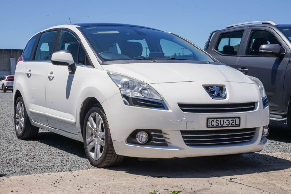 Peugeot 5008 Wagon MY