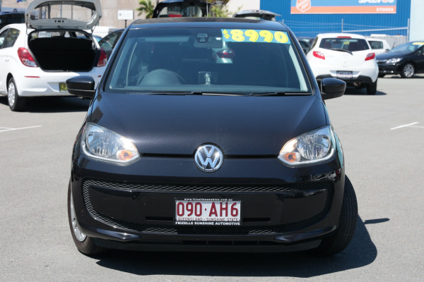2013 Volkswagen Up! Type AA MY13 Hatch