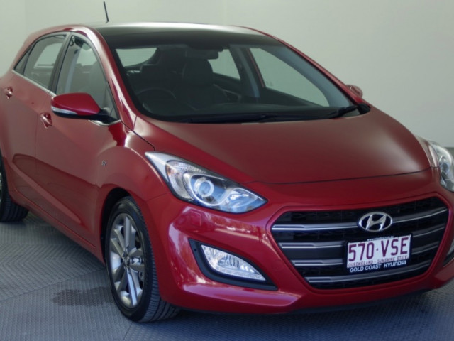 2015 MY16 Hyundai i30 GD3 Series II SR Hatchback