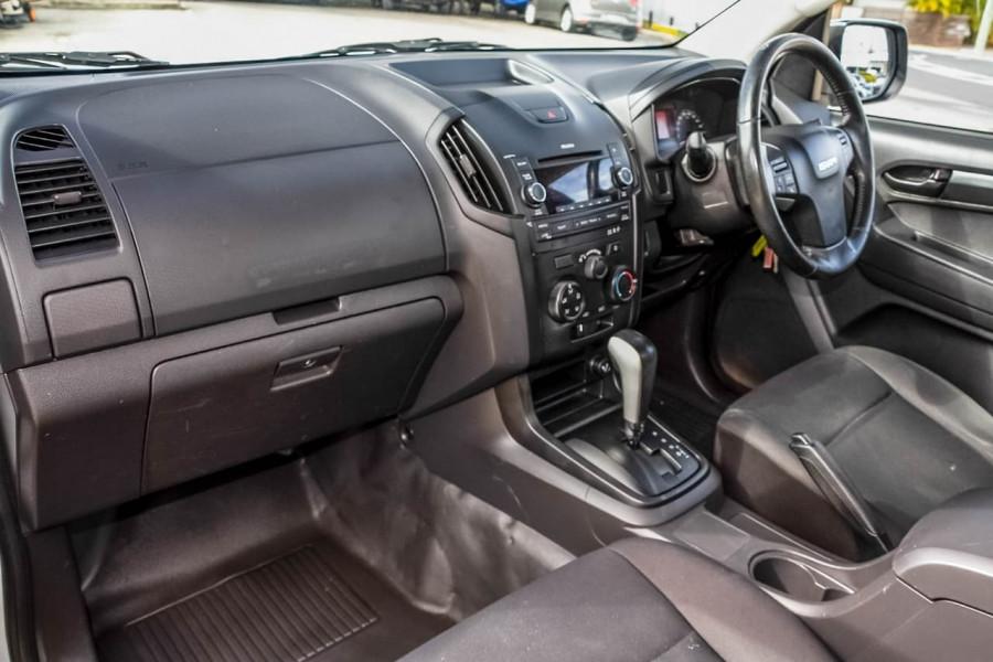 2015 Isuzu Ute D-MAX (No Series) MY15 SX High Ride Cab chassis Image 8