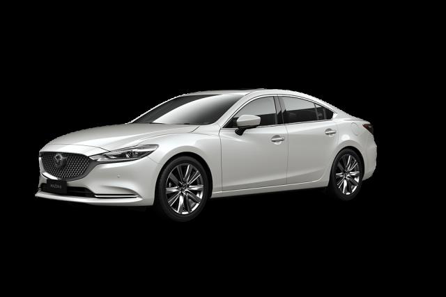 2021 Mazda 6 GL Series Atenza Sedan Sedan