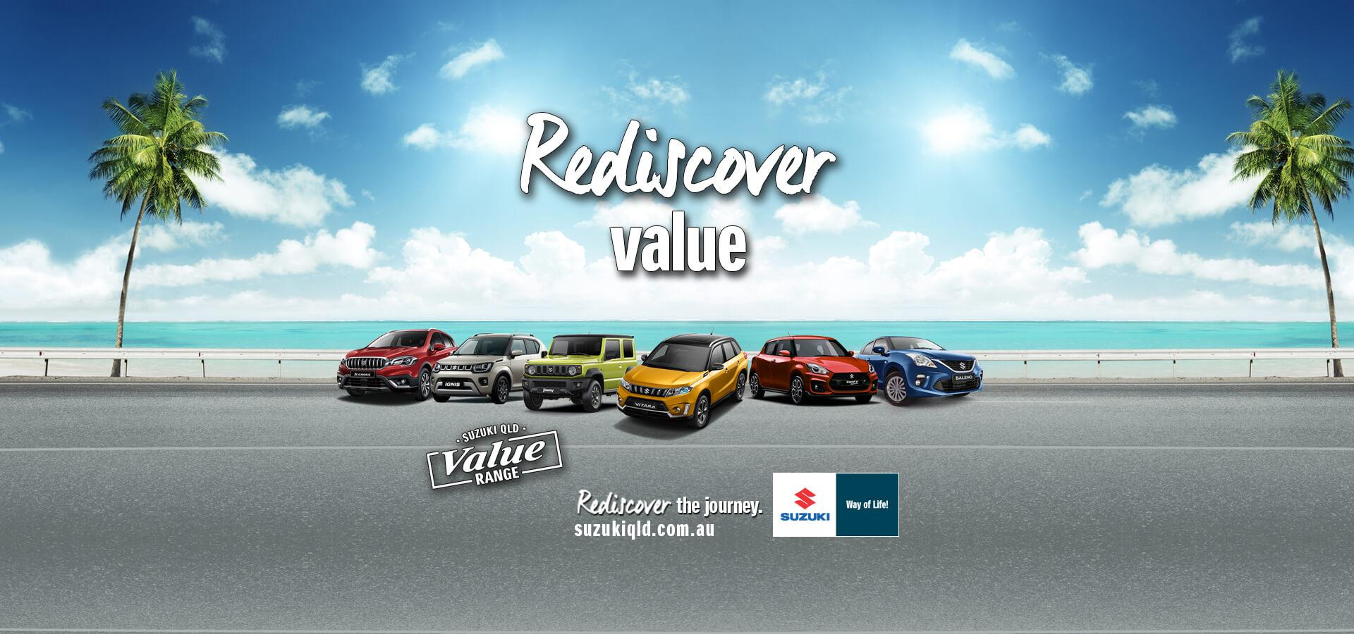 Suzuki Queensland Offers