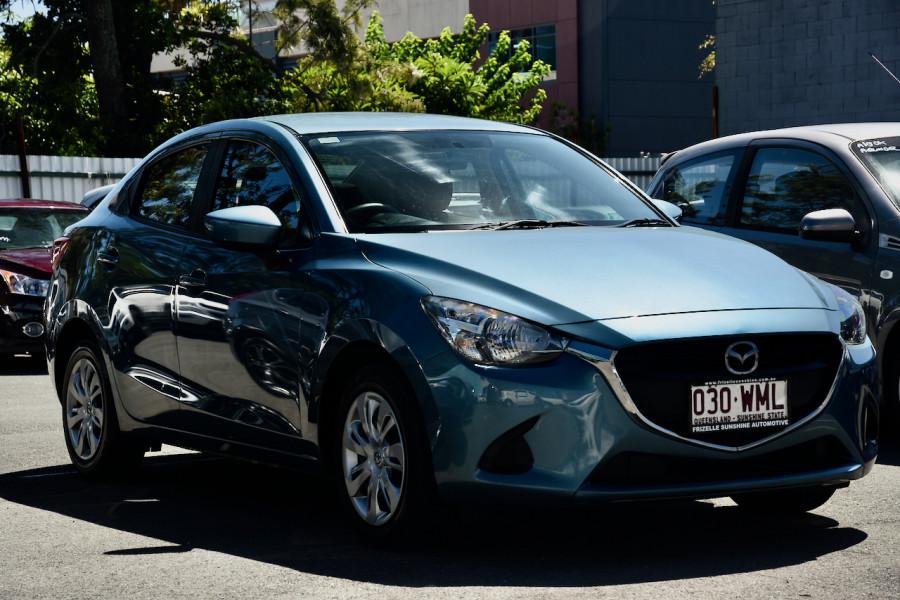 2016 Mazda 2 DL2SA6 Neo Sedan