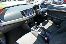 2012 Mitsubishi Lancer CJ MY12 ES Sedan