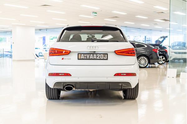 2014 MY16 Audi RS Q3 8U 2.5 TFSI Suv Image 5