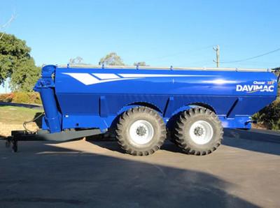 New Davimac 35 ton Dual Axle