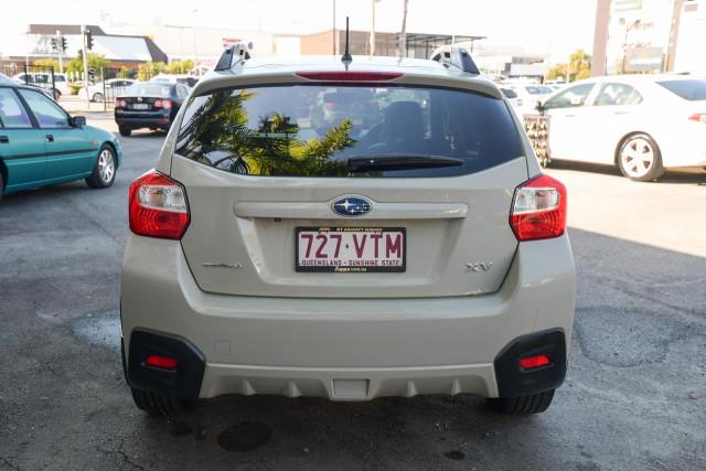 2015 Subaru Xv G4X MY15 2.0i-S Suv Image 5