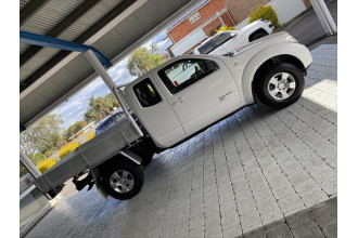 2008 Nissan Navara D40 RX Cab chassis - extended cab Image 5