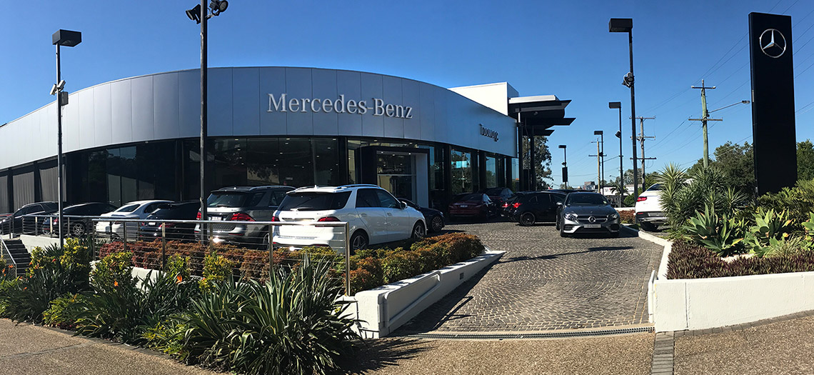 About Mercedes-Benz Toowong