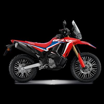 New Honda CRF300 RALLY