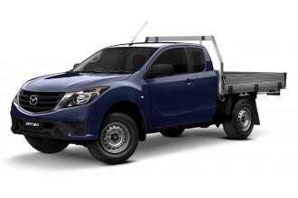 Mazda BT-50 4x4 3.2L Freestyle Cab Chassis XT UR