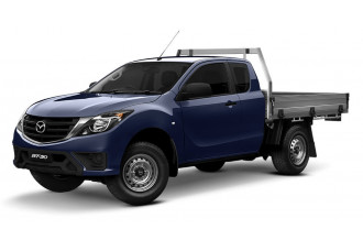 Mazda BT-50 4x4 3.2L Freestyle Cab Chassis XT UR
