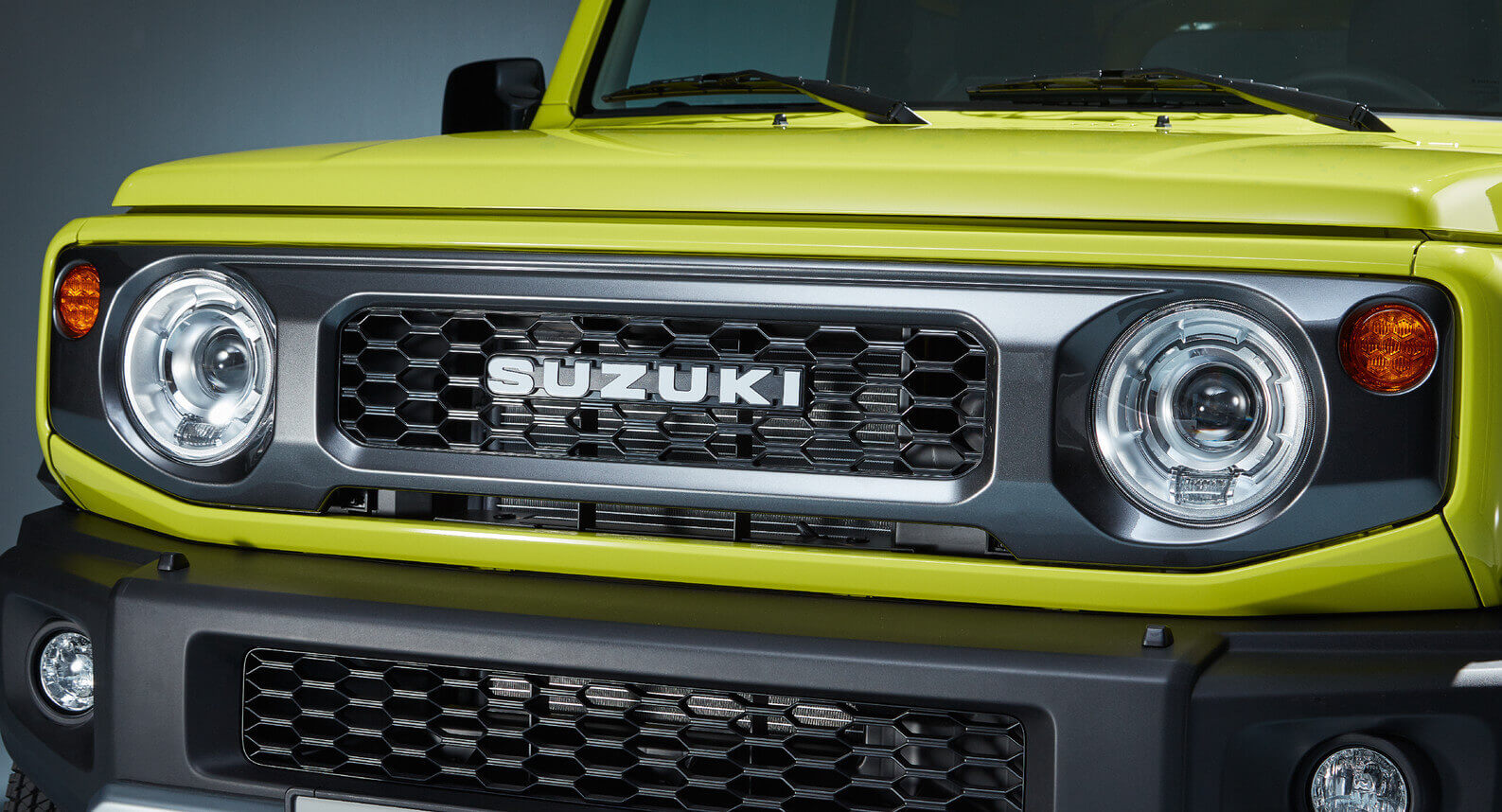 Jimny - Front Grille