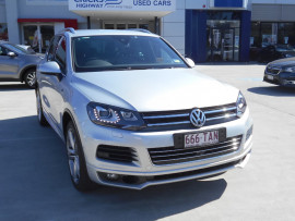 Volkswagen Touareg V8 7P