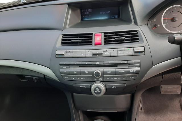 2010 Honda Accord 8th Gen  VTi Sedan