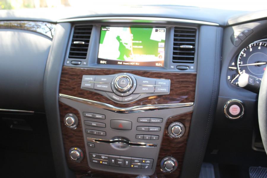 2020 Nissan Patrol Y62 Series 5 Ti-L Suv Image 14