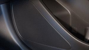 Corolla Amped-up audio