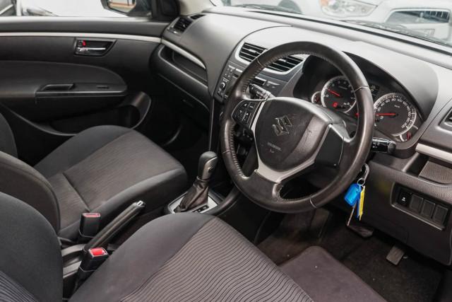2011 Suzuki Swift FZ GA Hatchback Image 4